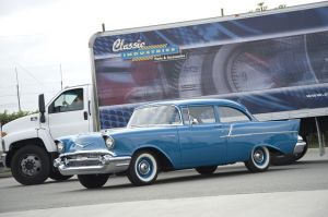 "Classic Industries Offers New Chevy ""Tri Five"" Product Catalog"
