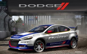 Pastrana To Pilot 600HP Dodge Dart In RallyCross