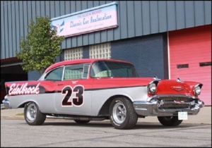 '57 Edelbrock Bel Air Hot Wheels Brought to Life by Ohio Tech School