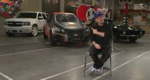 Win a Trip to the Fantasy Factory Compliments of the Chevy Sonic