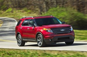 Ford Explorer Sport Gets SHO EcoBoost Engine