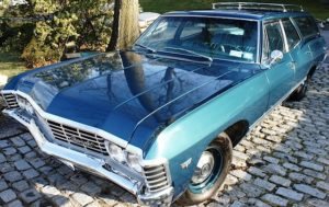 eBay Find of The Day: Time Capsule '67 Impala Wagon