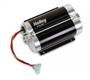 Enter to Win a Free Fuel Pump in the Holley Fuel Pump Giveaway