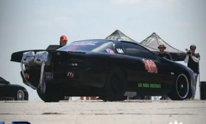 LMR's Twin Turbo Camaro Tops 253 MPH At The Texas Mile