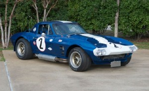 Tony Parella's 26 Corvettes Hit Auctions America
