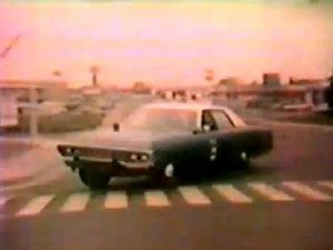 Video: Police Pursuit Training Video From 1970's