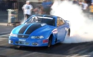 "Video: Rob Campisi's Mustang Quickest 10.5 Car ""Down Under"""