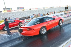Video: SAM Wins LSX Challenge with 8.23 Pass, Look To Repeat For '12