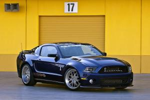 Shelby Prepping 1,000 Horsepower Mustang New York Auto Show