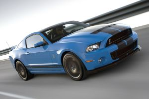 2013 Shelby GT500 Order Guide Hits Web