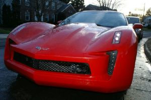 eBay Find of the Day: A Stringray Corvette Concept You Can Own