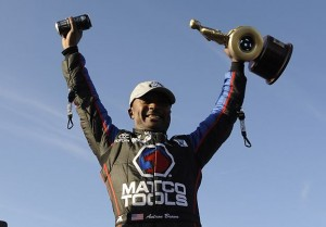 Antron Brown: The Past, The Present, And The Very Bright Future