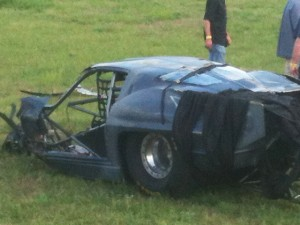 Pro Mod Veteran Dan Parker Injured In Crash At Alabama Dragway