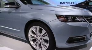 Video: The 2014 Impala Ushers In A New Generation For Chevy