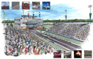 Professional 1/4-Mile Dragstrip Proposed Near Minneapolis