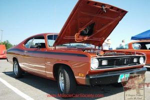 1970 Plymouth Duster Ressurection