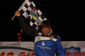 John Gibson: The Dirt Track World Four Years Ago