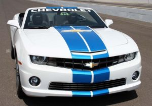 Indy 500 Festival Camaros Revealed with Pace Car Announcement Soon