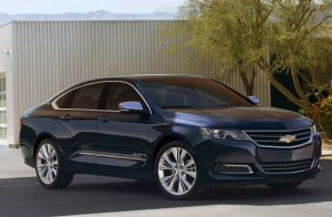 2014 Chevy Impala Bulks Up On Power, Comfort