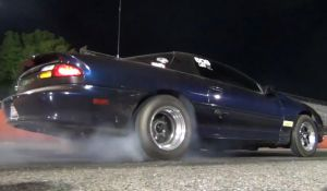 Video: Nitrous Fueled 404 LSX Stroker Rockets 4th Gen to High 9&#8242;s
