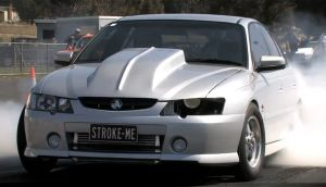 "Video: Turbo Holden VY ""Streeter"" with Stroked 408 LS Runs Low 10′s"