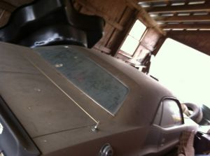 Great Barn Find: 1970 Dodge Challenger T/A