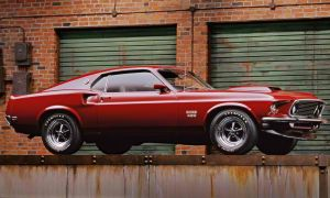 One Sweet 1969 BOSS 429 Sportsroof Fastback Heading To Auction