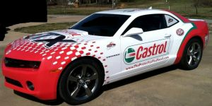 "Win a 2012 Camaro RS in Castrol's ""Protect Your Ride"" Sweepstakes"