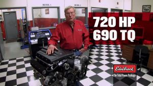 E-Force LS3 Crate Engine &#8211; Edelbrock&#8217;s Most Powerful Crate to Date!