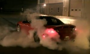 Video: Foul-Play Afoot in 4th Gen Z28 Burnout
