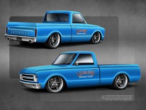 Help Choose The 2014 Goodguys Giveaway Truck