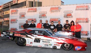 ATI Racer Chris Rini Goes Back-To-Back In Pro Street To Open 2012
