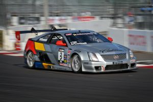 Dual Podium Finish for CTS-V&#8217;s at World Challenge Long Beach