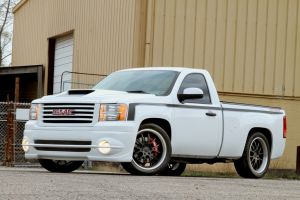 The Modern Muscle Truck: LSX454 Powered GT454 GMC Sierra
