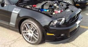 Video: 2013 BOSS 302 Laguna Seca Up Close and Personal