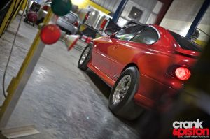 Video: Mickey Thompson-Shoed Daily Driver GTO Runs 9′s in Dubai