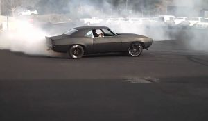 Video: Watch This Freshly-Built '69 Camaro Dance