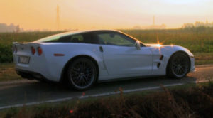 Angus MacKenzie And Justin Bell Take A Roadtrip With A ZR1 Corvette