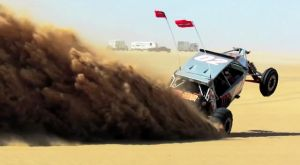 "Sand Cars Unlimited 1,600 Horsepower ""Pro Bro"" Rail"