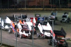 Video: Watch All The ASCS Action From Golden Triangle Raceway Park