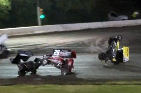 Video: ASCS Highlights From Battleground Speedway