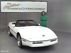 Corvette, A Language All Its Own: A 1990 Sales Training Video