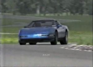 MotorWeek '91 Reviews The 1991 ZR1 Corvette At Memphis