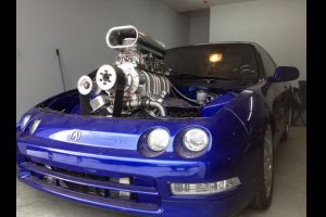 eBay Find of the Day: Big-Block Chevy-Powered Acura Integra