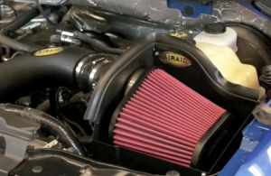 Video: Airaid Intake For 2011 Ford F-150 5.0 Adds 17 HP and 16 lb/ft