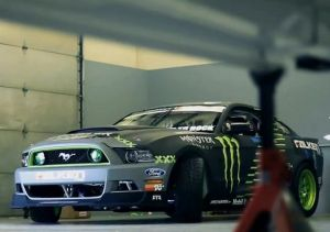 Video: Behind The Scenes Of Falken's Drift Mustangs