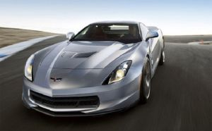 Automobile Magazine the Latest to Render the C7 Corvette