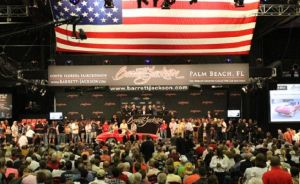 Corvette Sales at Barrett-Jackson Collector Car Auction Hit $1.98M