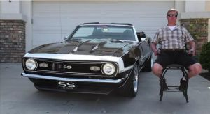 Video: The Ultimate Pro-Touring '68 Camaro Convertible on Big Muscle