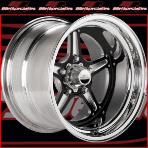 Billet Specialties Offers New Black Street Lite Wheels